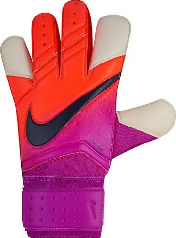 Take a closer look at the absolutely eye-catching Nike Vapor Grip 3  goalkeeper gloves, worn by the likes of Courtois and Hart at Euro