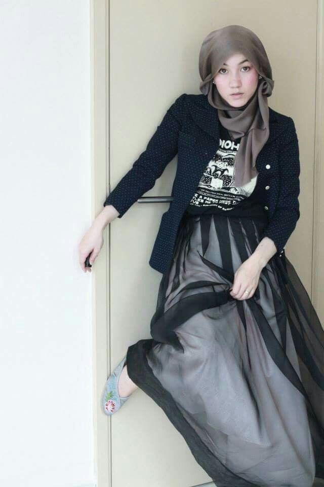 Hana tajima hana tajima pinterest hijab ideas Hijab fashion style hana tajima