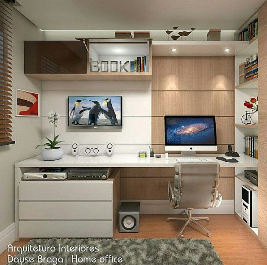 Muebles Home Office Home Office | Man Room Ideas In 2018 | Oficinas, Oficina