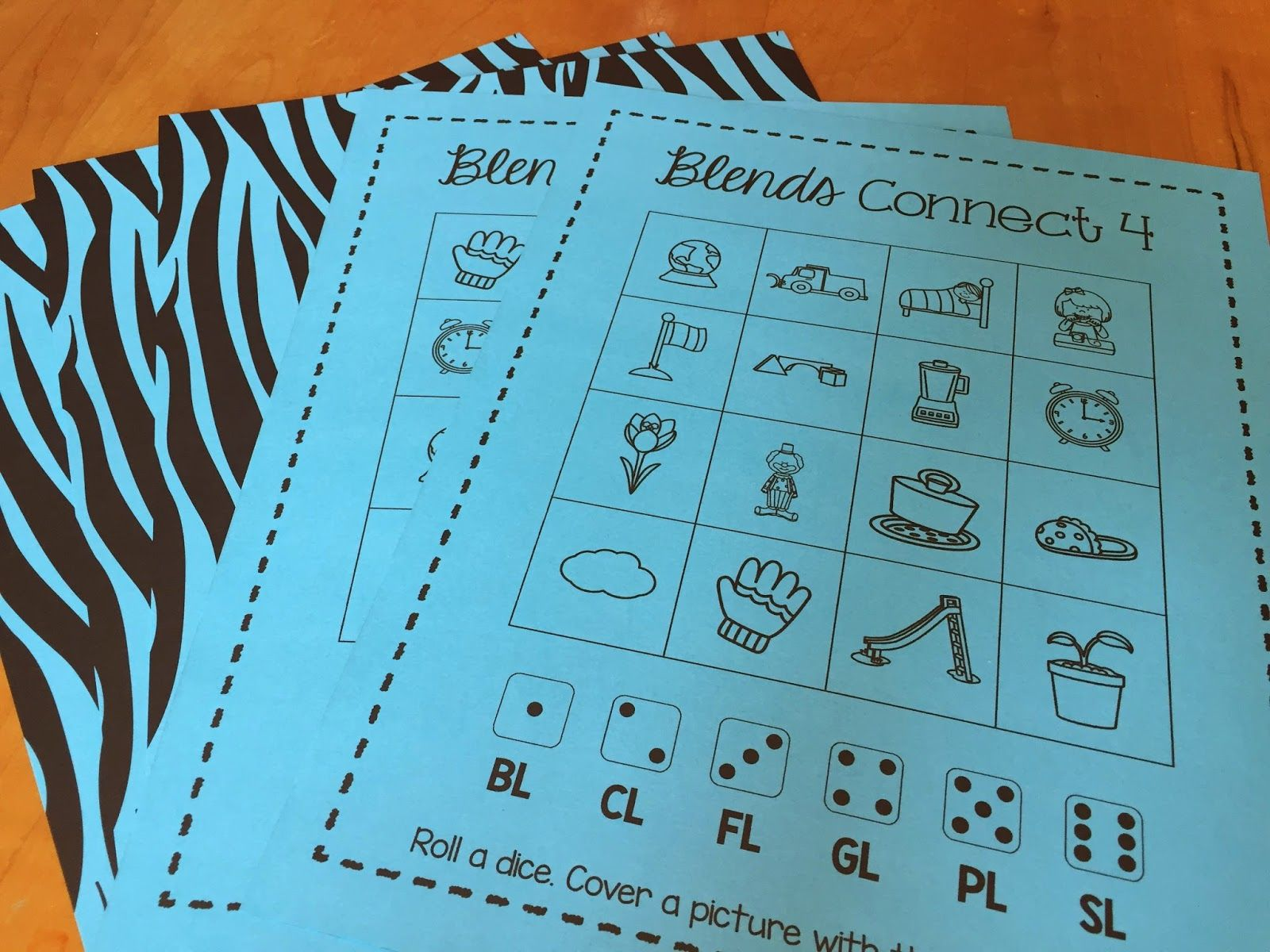 Fun Activities For Teaching Beginning L And R Blends Get
