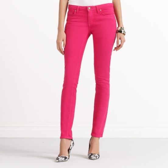 I Am In Love With Bright Colored Pants. Dressed With A