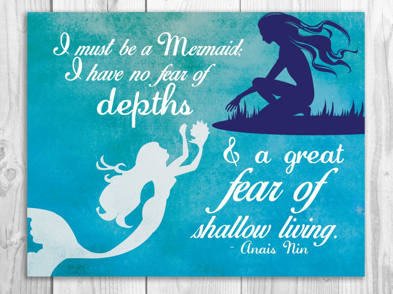 Mermaid Quotes And Sayings