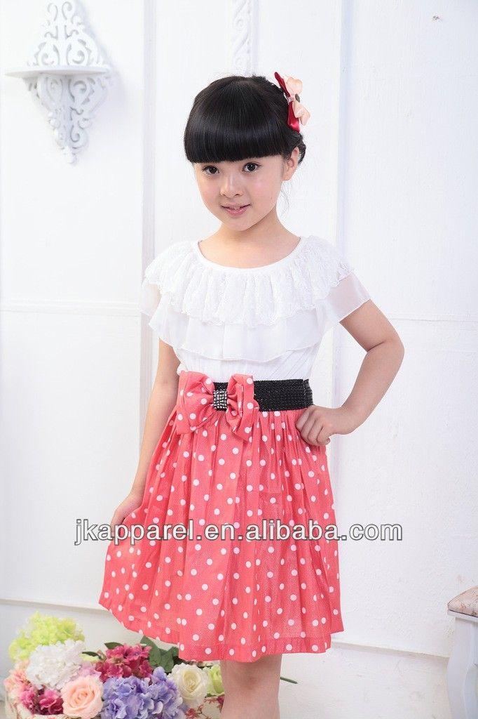 patrones vestidos para niña casuales - Buscar con Google   Vestidos ...
