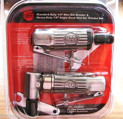 Mac Tools Mini Die Grinder Combo Kit Ag14ah Ag14 Brand