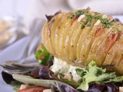 Receta | Patata milhojas - canalcocina.es