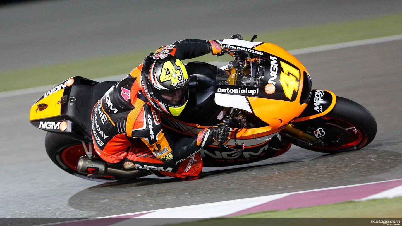 41 Aleix Espargaro, NGM Forward Racing Qatar 2014
