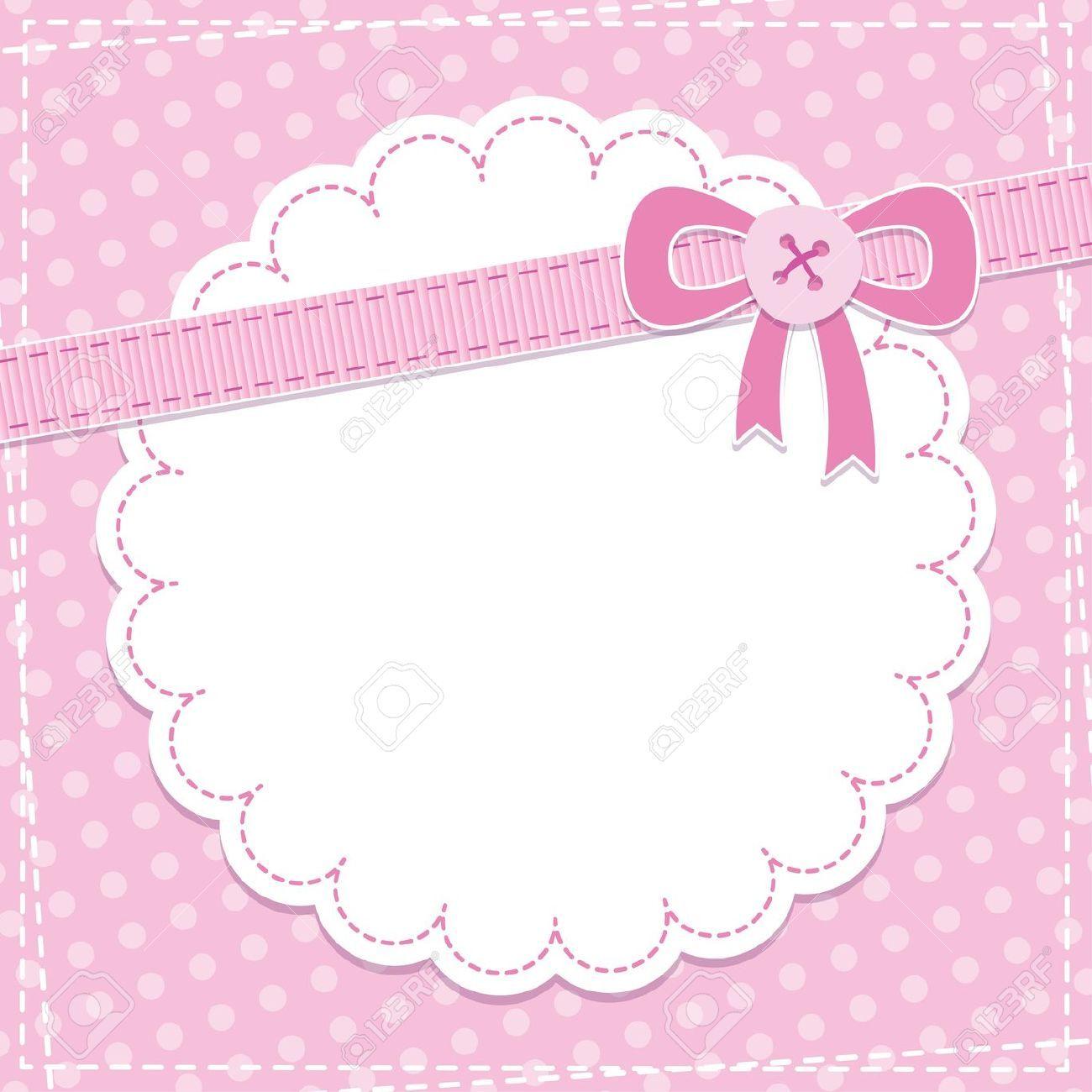 Fondos Rosados Para Baby Shower Buscar Con Google Baby Shower
