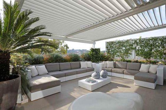 10 idee per arredare un terrazzo da sogno ma economico | Terrazzo ...