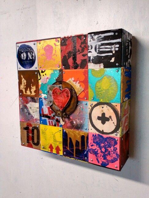 Box of heart !# art Pichon #