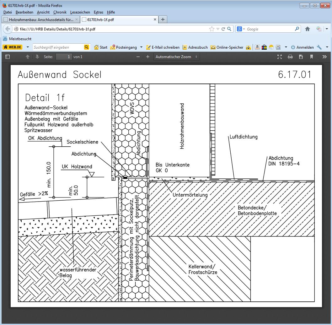 Holzrahmenbau Details Version 2014 Software Für € 79,00 Kaufen