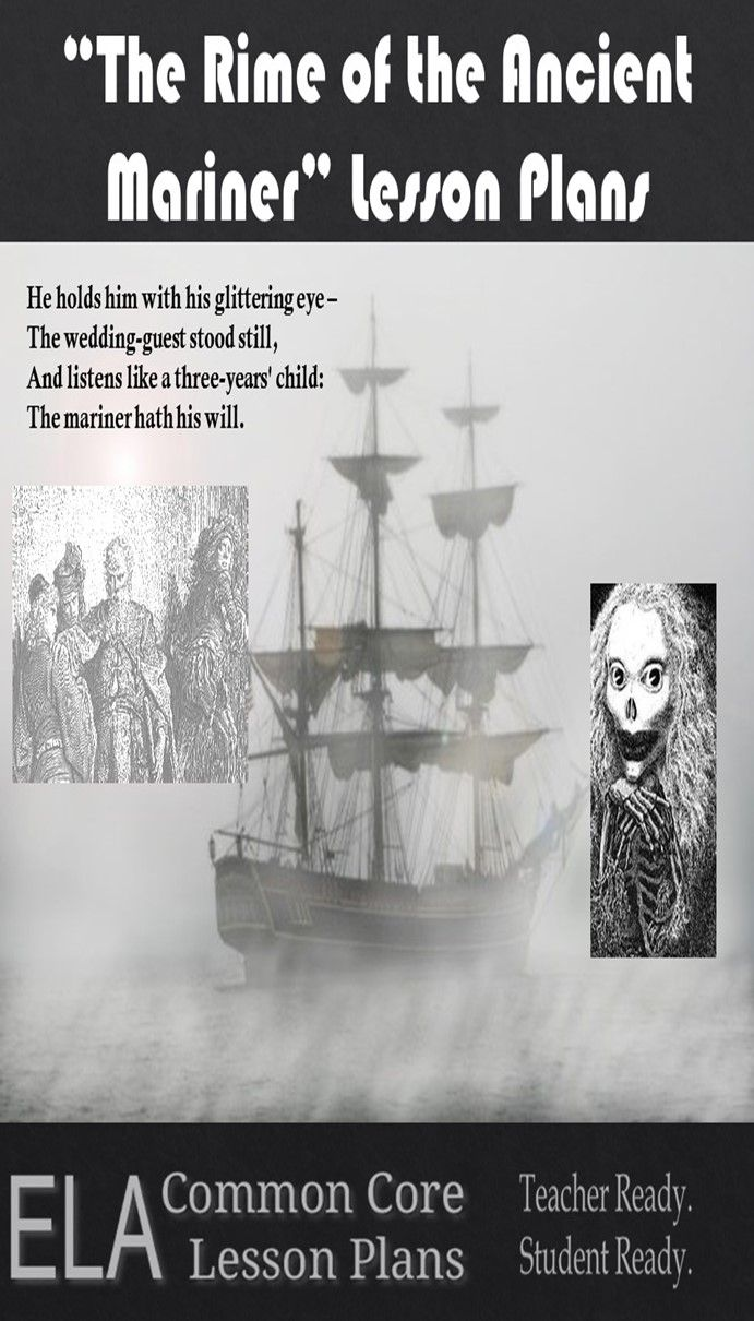 the rime of the ancient mariner poem pdf