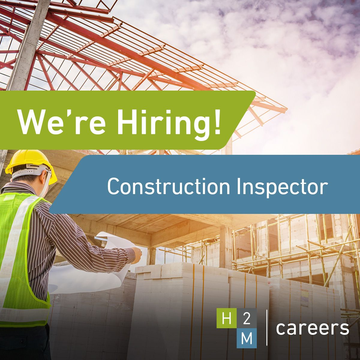 We Re Hiring A Construction Inspector In Our Parsippany New Jersey Office Job Description The Ideal Candidate Wi Career Career Opportunities Job Description