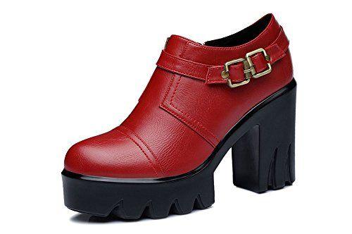 3ec4159cf7100 Guciheaven Women Spring office lady shoes genuine leather pumps ...