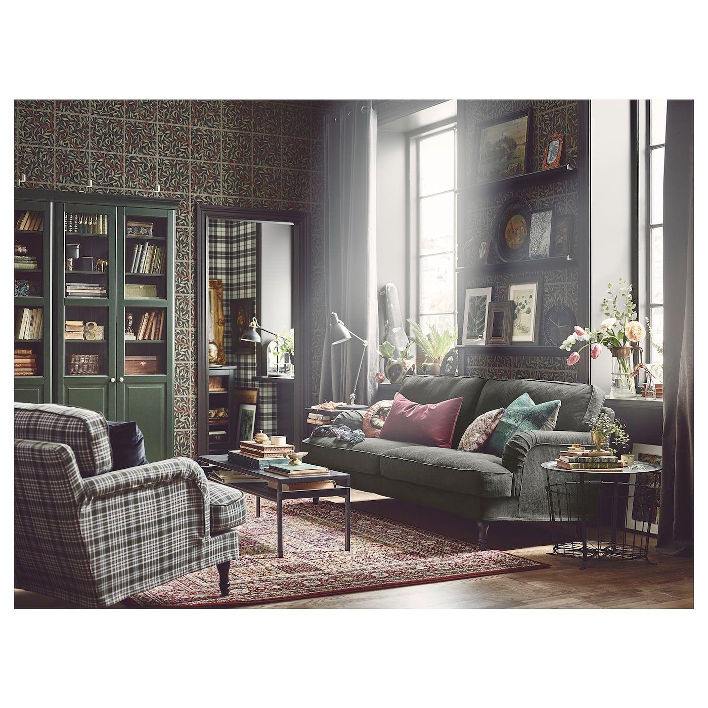 stocksund sofa nolhaga dark green official website