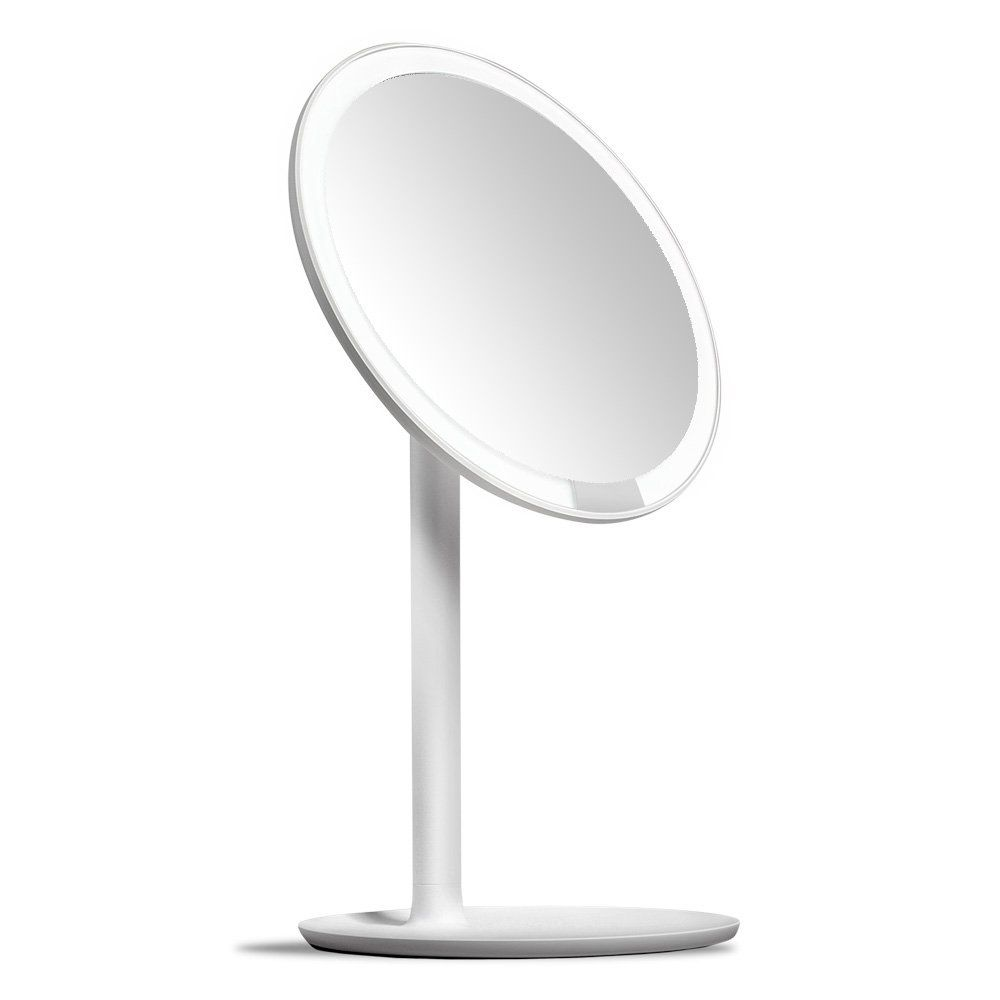 Eachine1 Amiro Lighted Makeup Mirror With Natural Daylight In 2020 Makeup Mirror With Lights Mirror Led Makeup Mirror