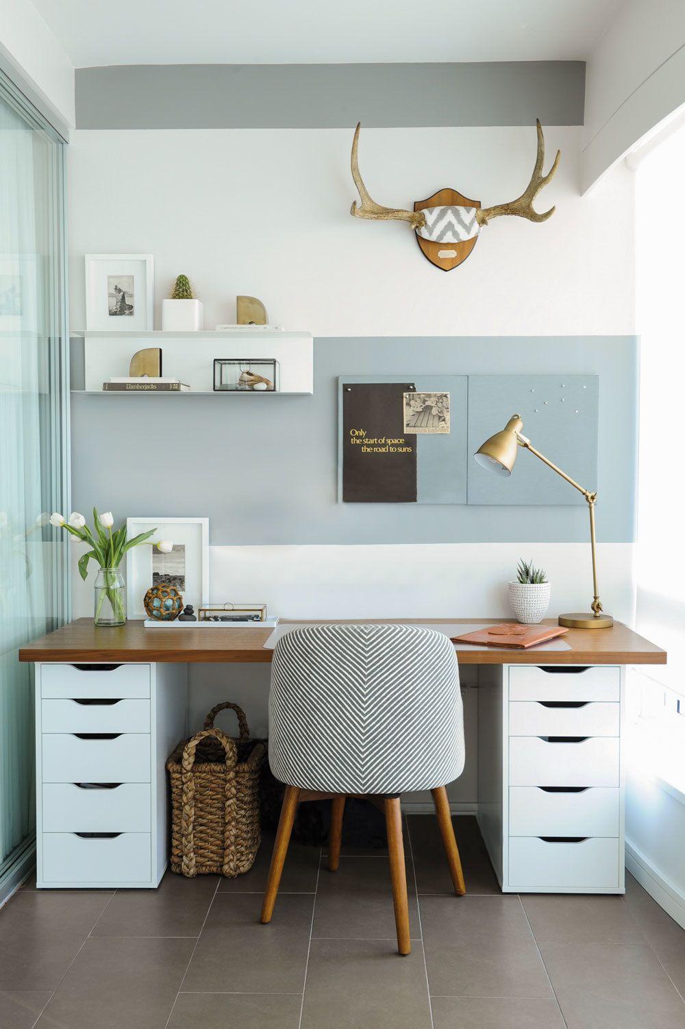 30 Incredibly Organized Creative Workspaces | Organizing, Creative ...