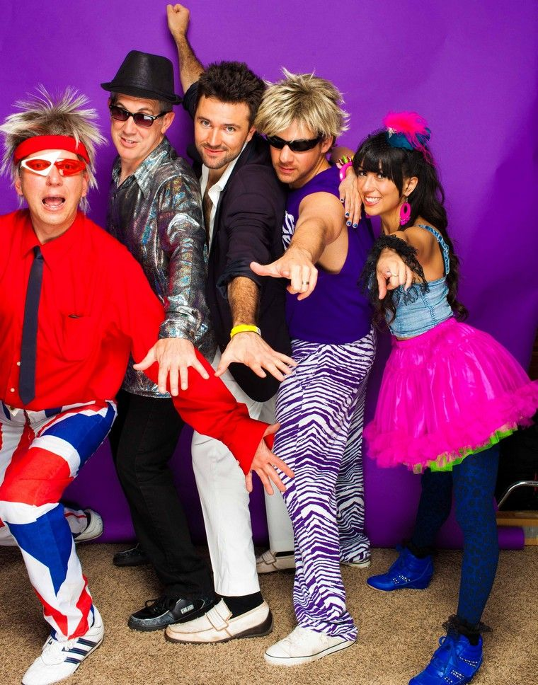 Make 80s Theme Party Outfit Yourself Ideas For Re Styling 80er