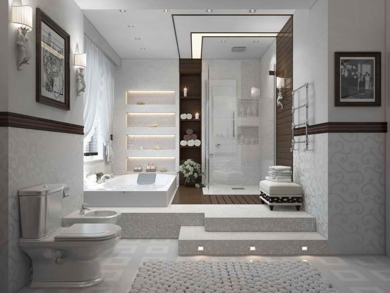 Luxury Bathroom Tiles Ideas Zamp Co