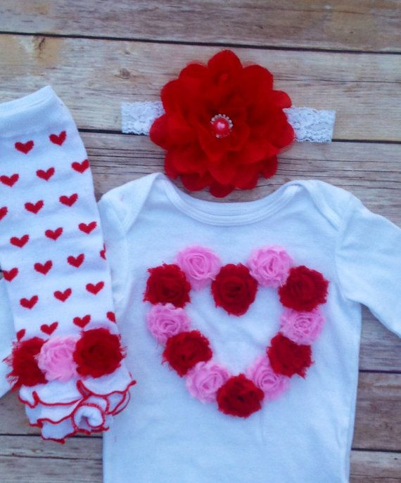 valentine baby girl outfit baby girl leg by avamadisonboutique 4100 - Girls Valentine Outfits