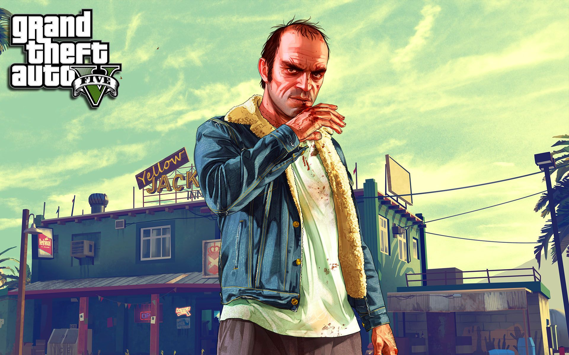 grand theft auto 5 background wallpaper | games | pinterest | grand