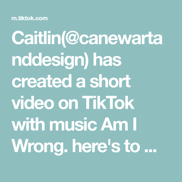 Caitlin Canewartanddesign Has Created A Short Video On Tiktok With Music Am I Wrong Here S To My Firs College Football Games Football Games College Football