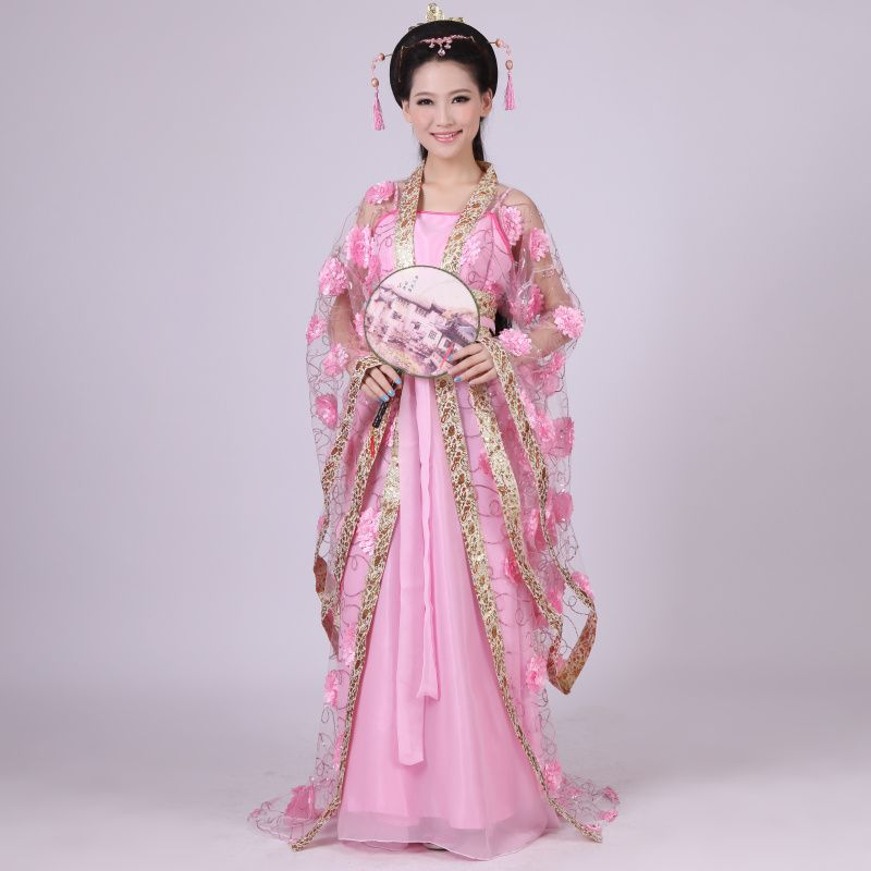 Cheap Chinese Folk Dance on Sale at Bargain Price, Buy Quality dress ...