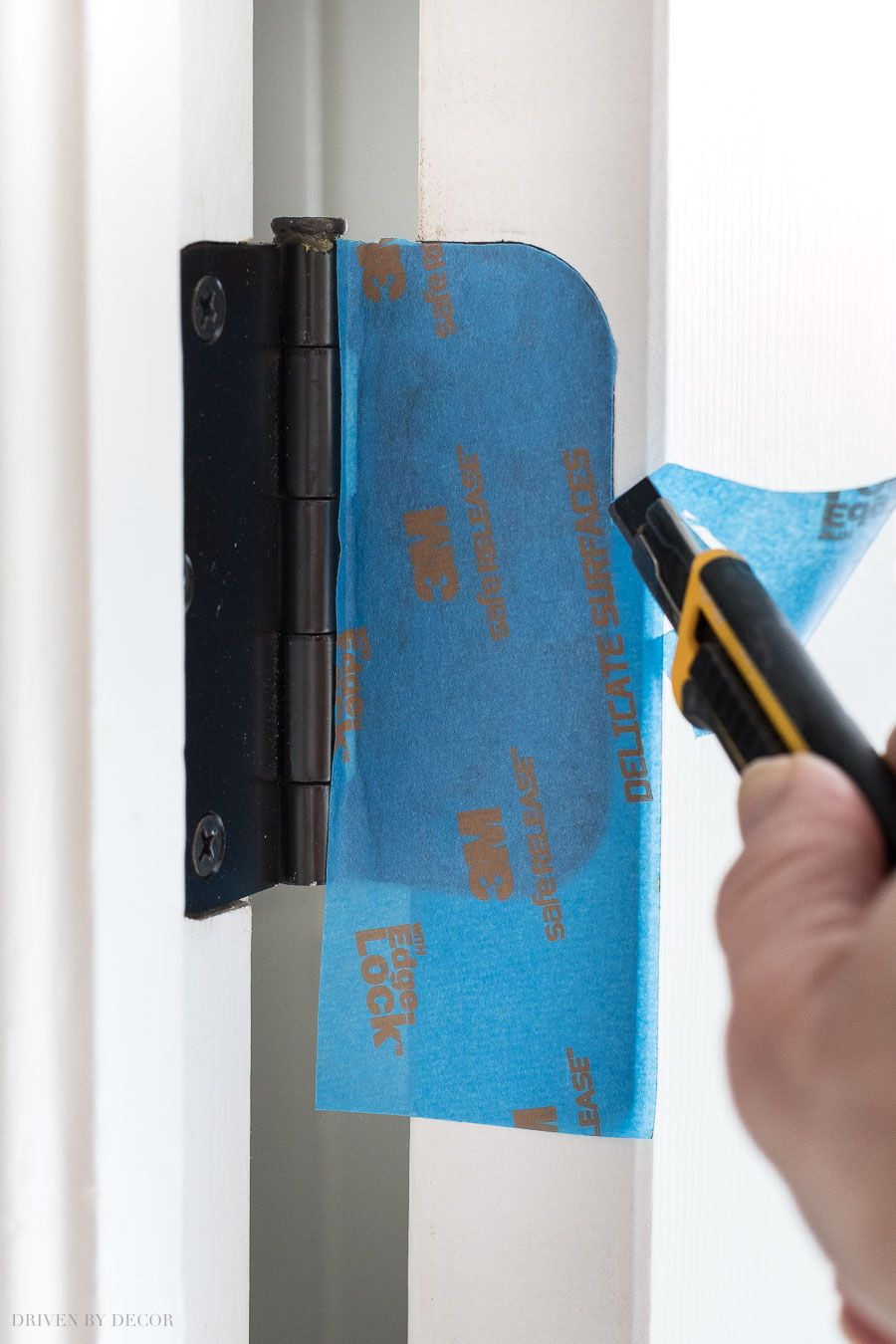 How To Paint A Door My Best Tips For Painting Interior Doors Driven By Decor In 2020 Painted Interior Doors Painted Doors Doors Interior