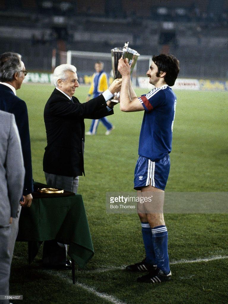 13th May 1981, European Cup Winners Cup Final, Dynamo