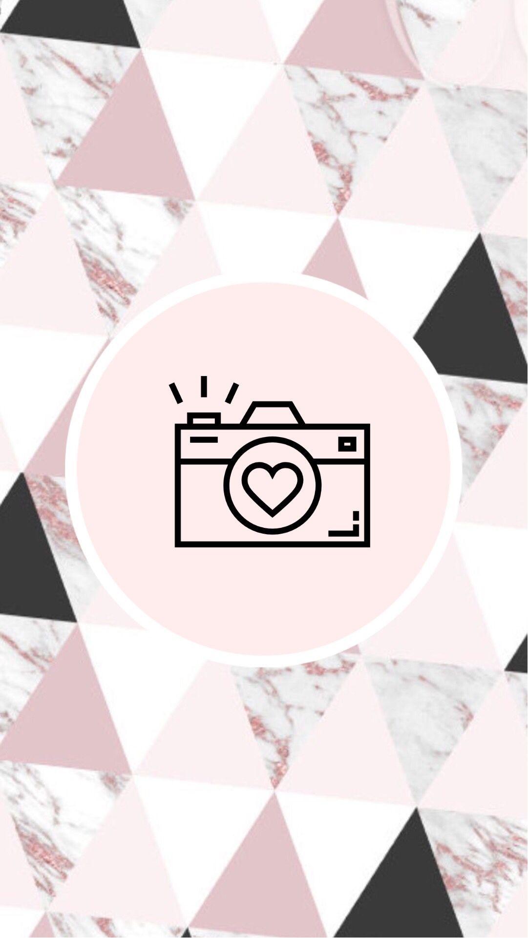 HIGHLIGHTLAYER Иконки для сторис 2🦄 Pink Instagram