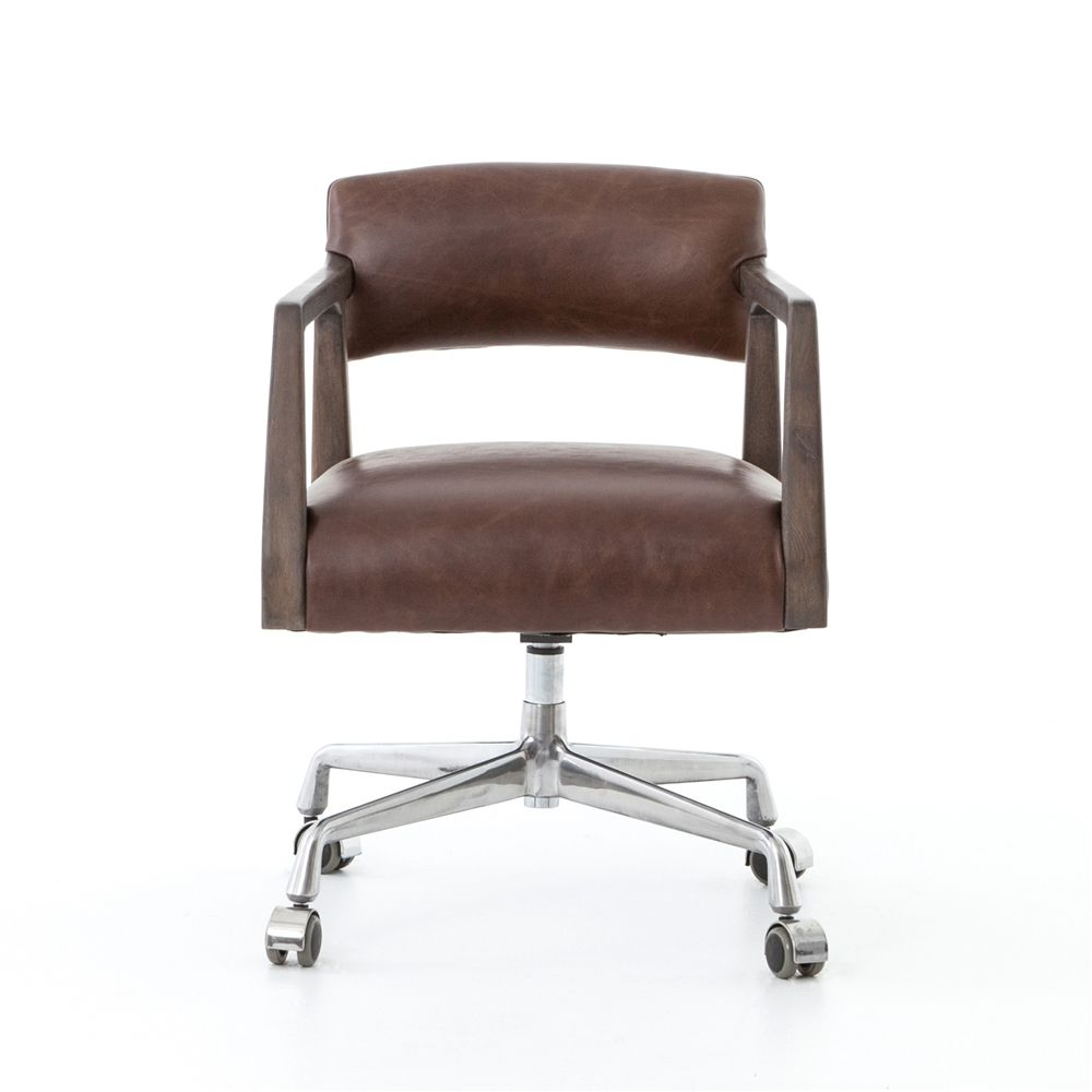Excellent Abbott Tyler Desk Chair In Havana Austin Texas Desks And Interior Design Ideas Philsoteloinfo