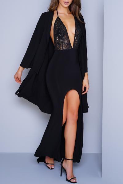 Naya Dress - Black