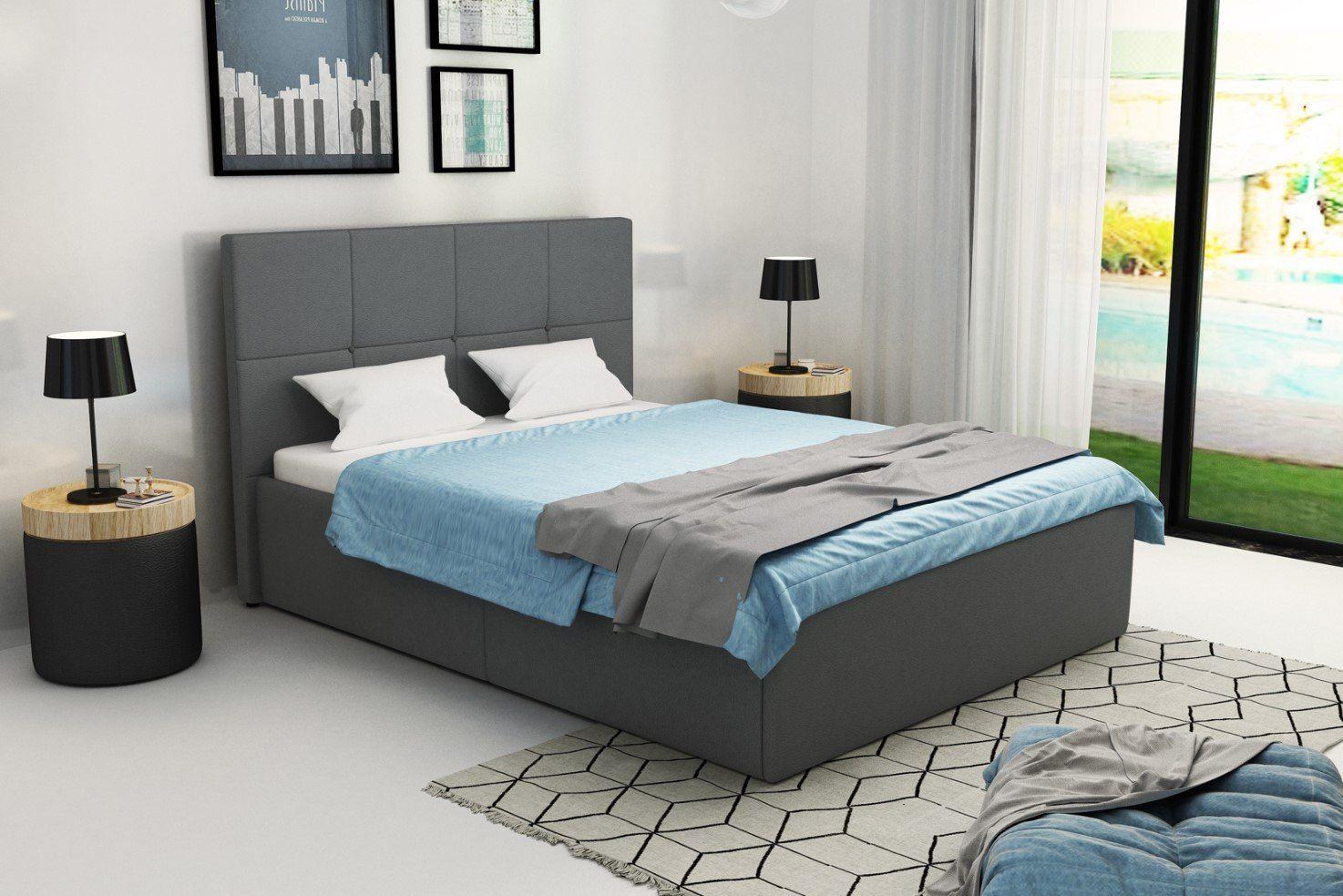 epingle sur lit adulte