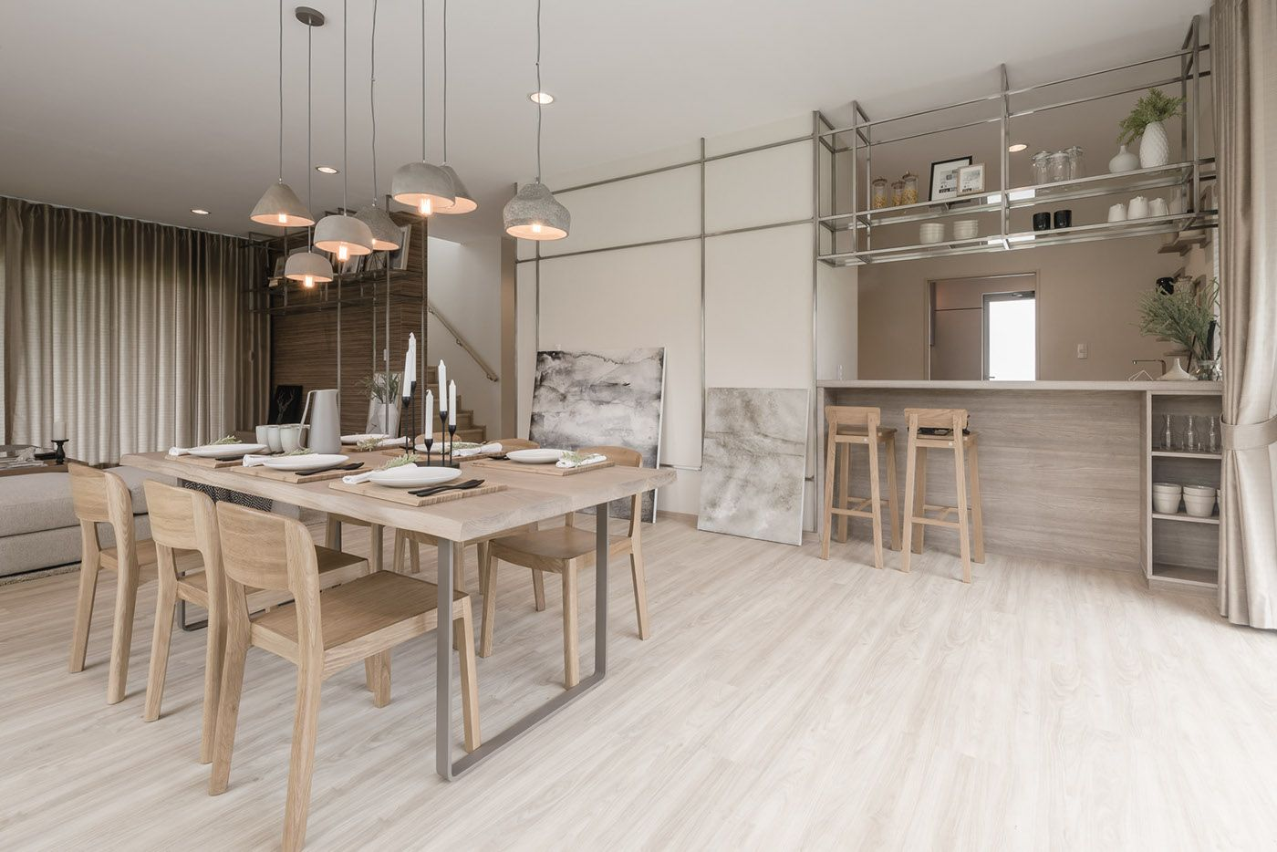 CREA Residences Khaoyai by SCG Heim x N7A Architects on Behance ...