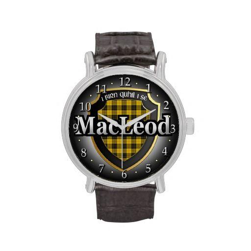 Clan MacLeod of Lewis Scotland Celebration Watch