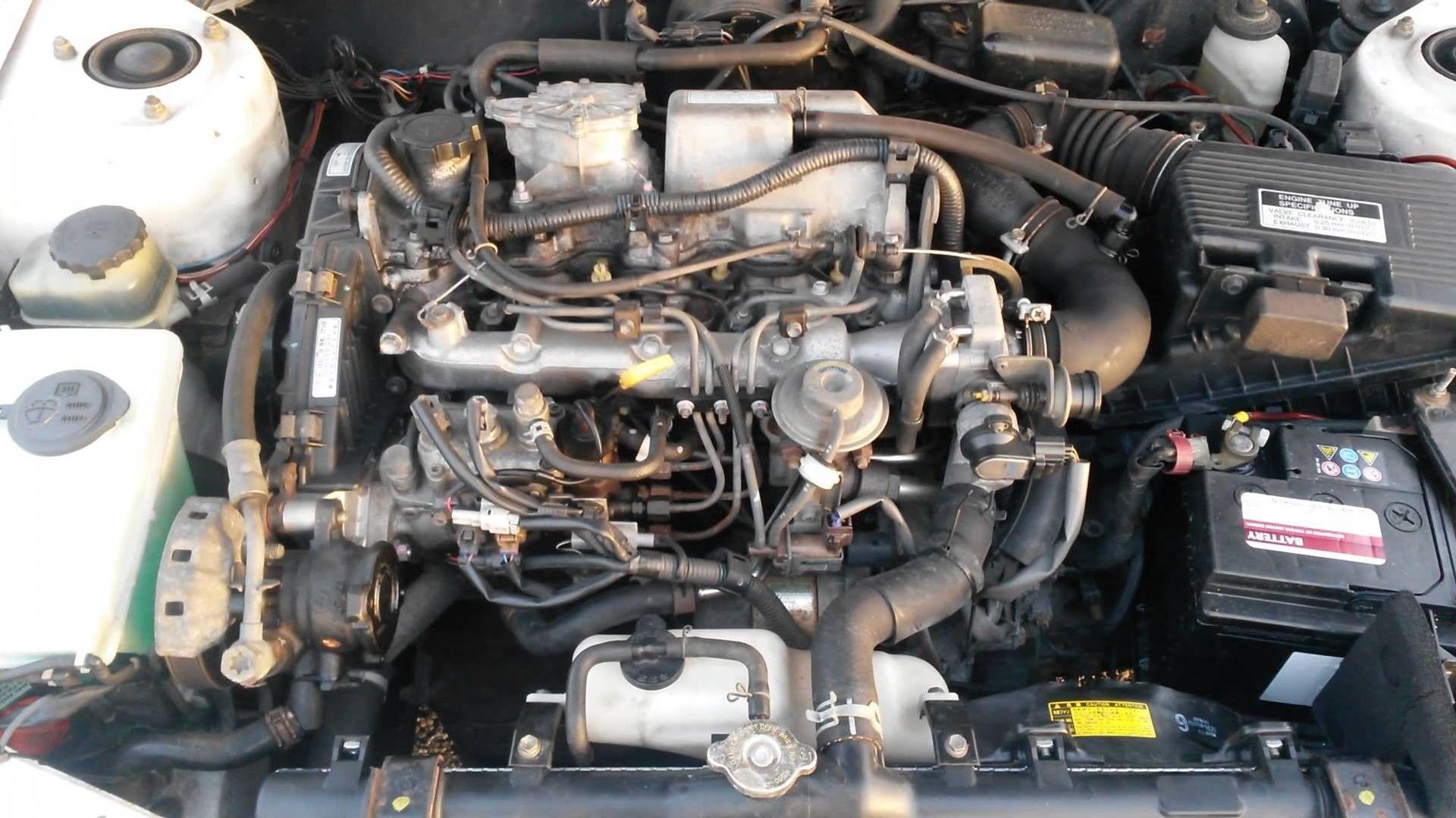 Toyota Corolla Engine Diagram Di 2020