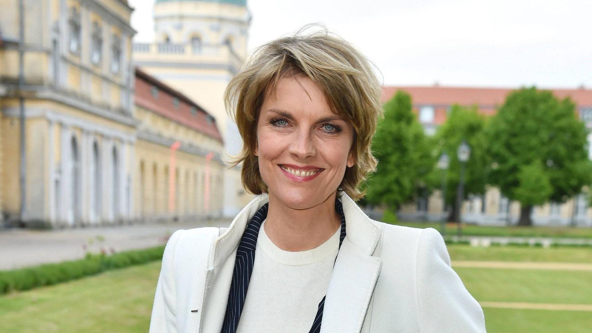 Zdf Moderatorin Marietta Slomka Hat Geheiratet Heiraten Slomka Moderator