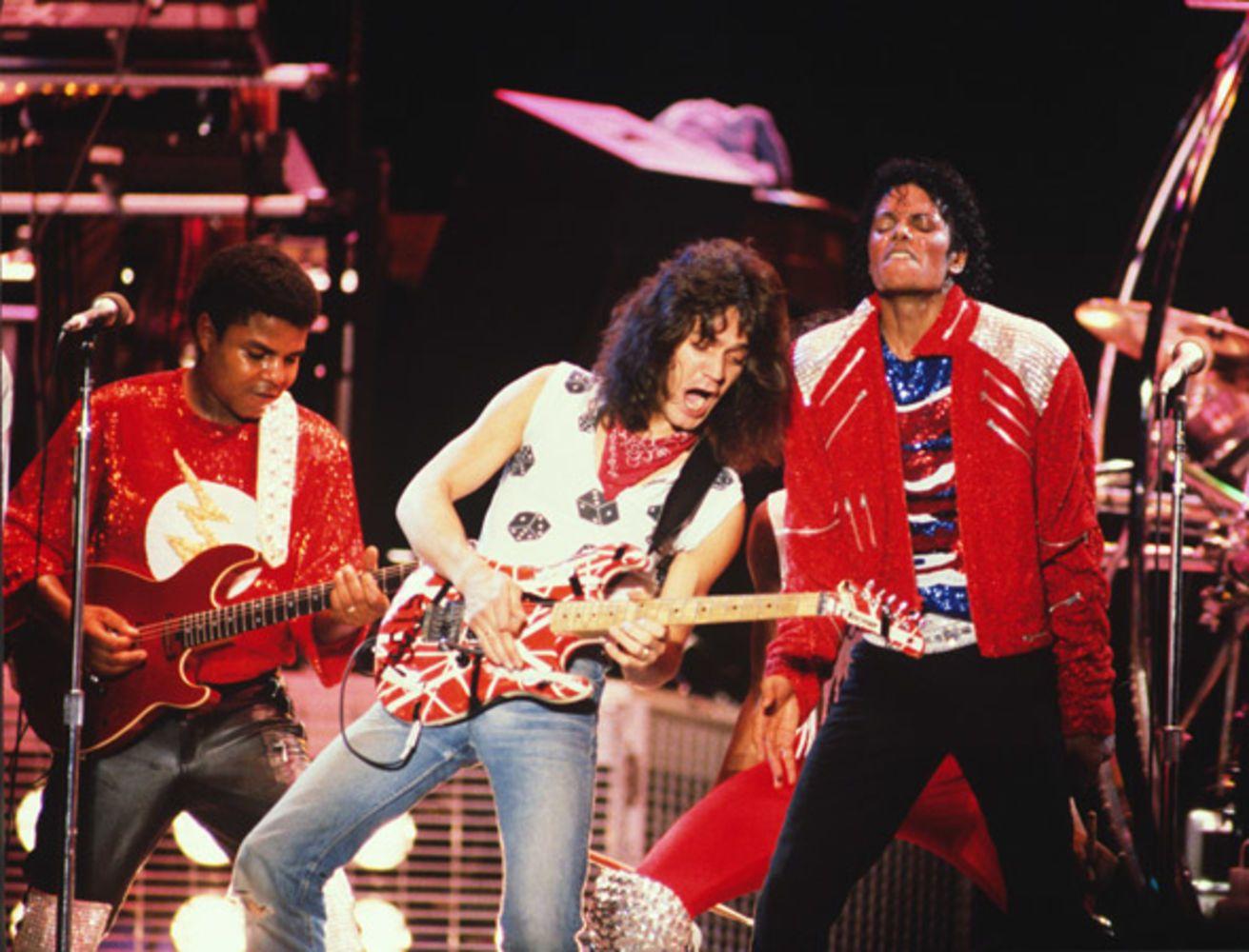 Pin By Robcole68 On Vh In 2020 Van Halen Eddie Van Halen Michael Jackson