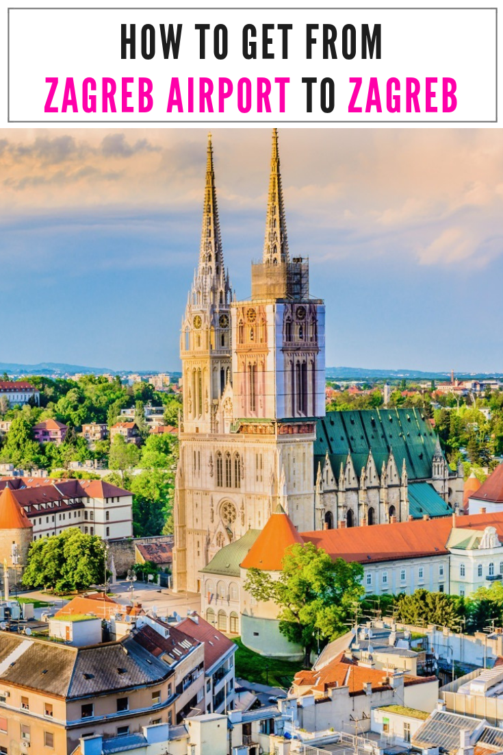 How To Get From Zagreb Airport To City Centre Zagreb In 2020 Chasing The Donkey Beautiful Vacation Destinations Zagreb East Europe Travel