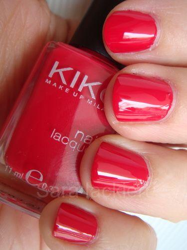 Poppy Red 362 Kiko