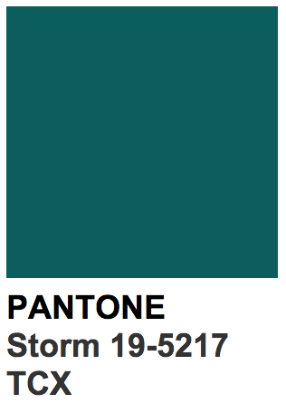 Resultado de imagen de pantone storm 2020