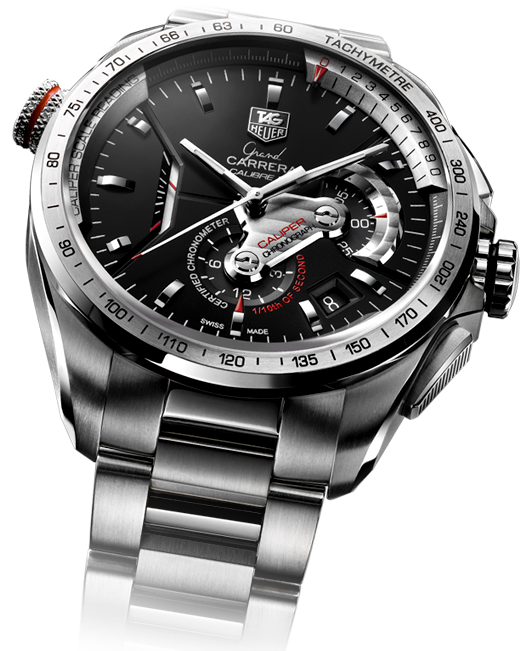 1442e6a8f1b TAG Heuer GRAND CARRERA watch