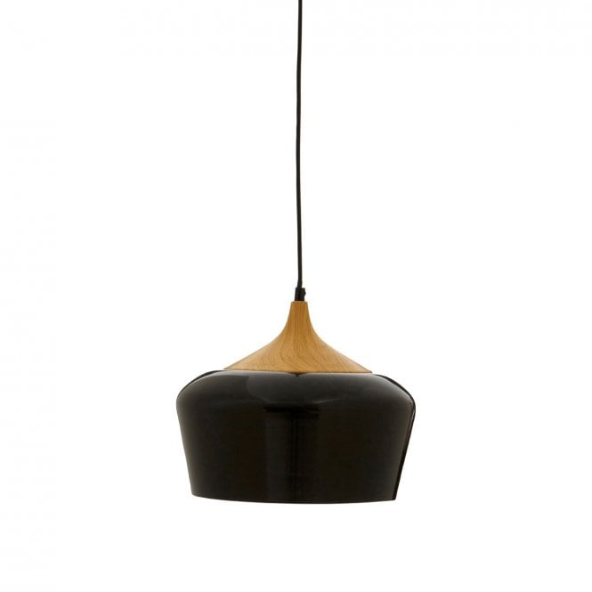 Premier Lighting Blayne Black Metal