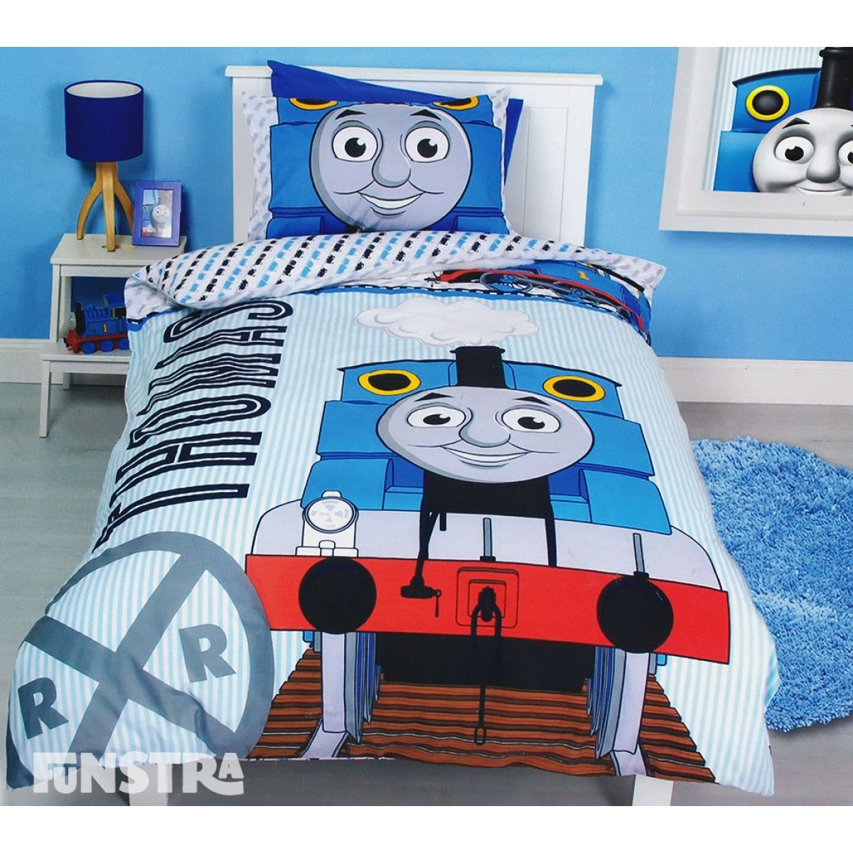 Thomas The Tank Engine Quilt Cover Set Quilt Cover Sets Quilt