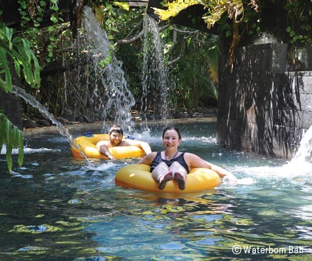 LAZY RIVER レイジーリバー   Waterbom Bali