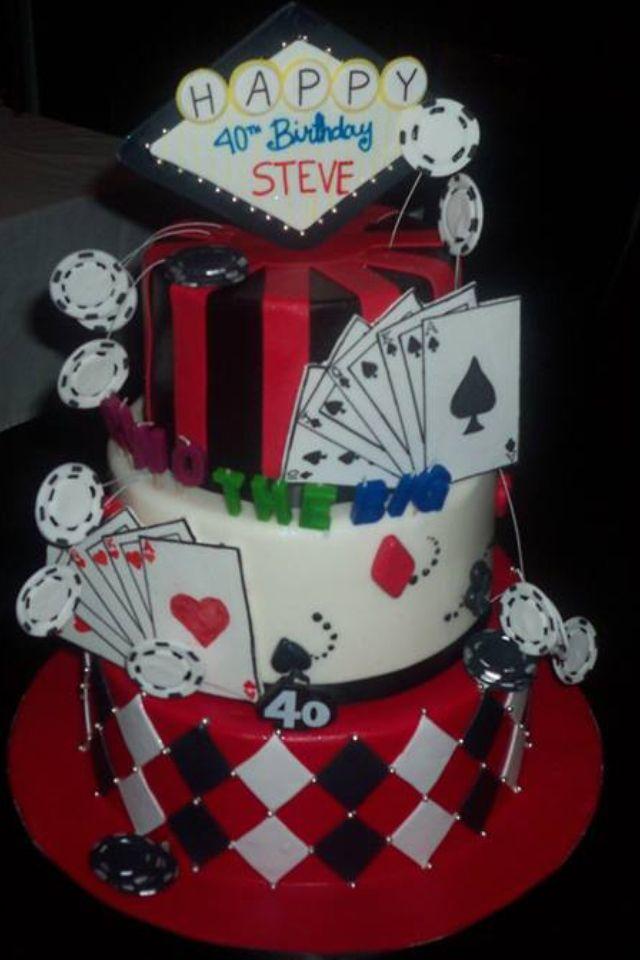 Hubby S 40th Birthday Cake Birthday Ideas Pinterest Birthday
