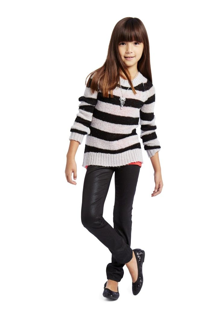 4e3b03cce7add Total Girl sweater and pants