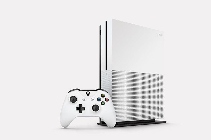 microsoft\u0027s xbox one s outperforms predecessor in a 40 smaller all - innovatives interieur design microsoft