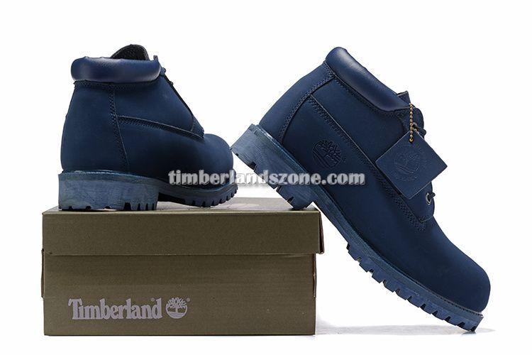 2017 New Timberland Men s Waterproof Chukka Boot Navy Blue  90.99 ... b65a02d1571d