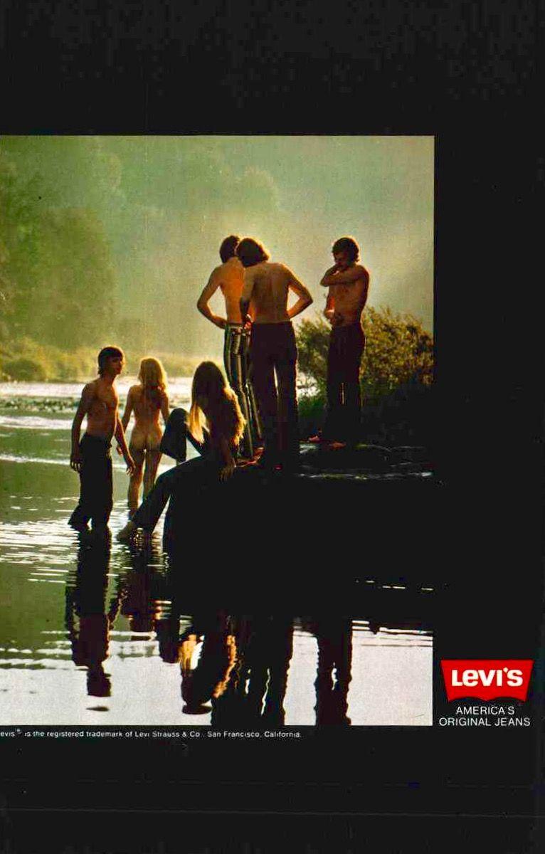 Levi's Adv. 1972