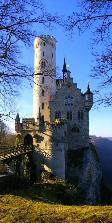 Lichtenstein Castle, Baden-Wurttemberg, Germany | World ...